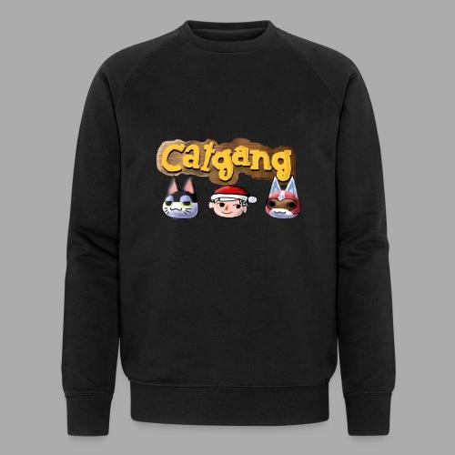 Animal Crossing CatGang - Männer Bio-Sweatshirt von Stanley & Stella