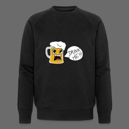 Bière - Sweat-shirt bio Stanley & Stella Homme