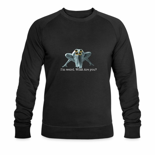 Im weird - Men's Organic Sweatshirt by Stanley & Stella
