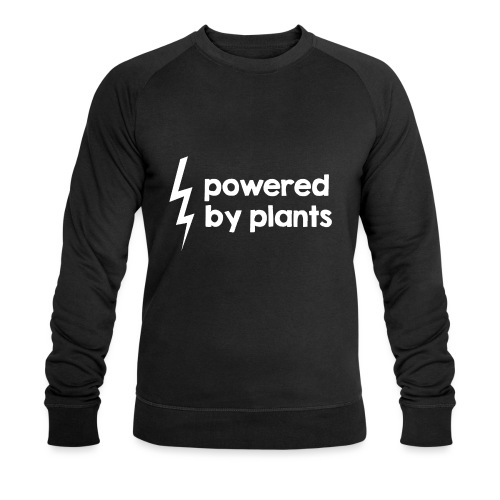 Powered by plants #2 - Männer Bio-Sweatshirt von Stanley & Stella