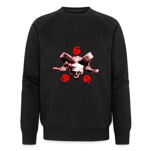 skull 666 - Männer Bio-Sweatshirt von Stanley & Stella