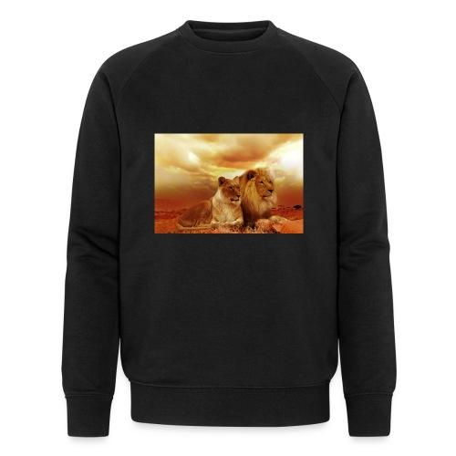 Löwen Lions - Männer Bio-Sweatshirt von Stanley & Stella