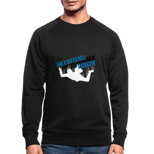 skydiving - Ekologiczna bluza męska
