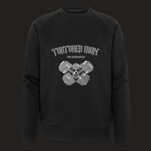 skull - Men's Organic Sweatshirt