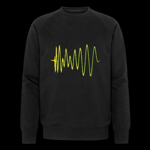 Boom 909 Drum Wave - Men's Organic Sweatshirt by Stanley & Stella