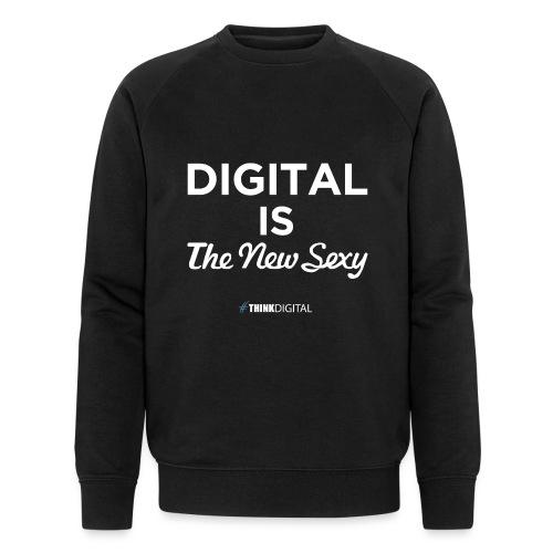 Digital is the New Sexy - Felpa ecologica da uomo