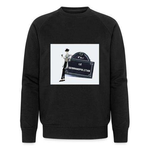 Sac Le Germanopolitan - Sweat-shirt bio Stanley & Stella Homme
