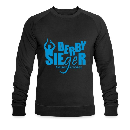 Derbysieger-Gelsenkirchen - Männer Bio-Sweatshirt von Stanley & Stella