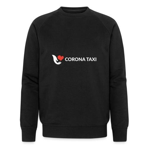 CORONA TAXI - Männer Bio-Sweatshirt von Stanley & Stella