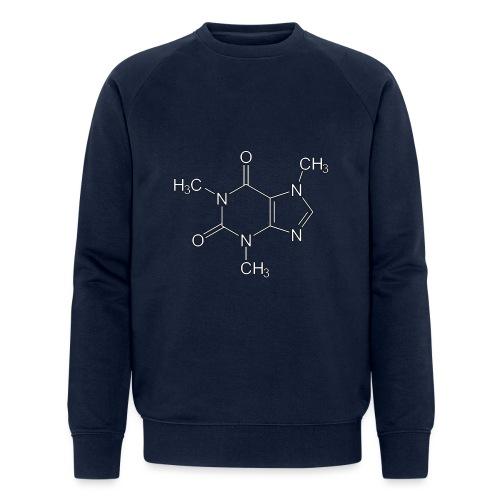 Koffein.png - Männer Bio-Sweatshirt von Stanley & Stella