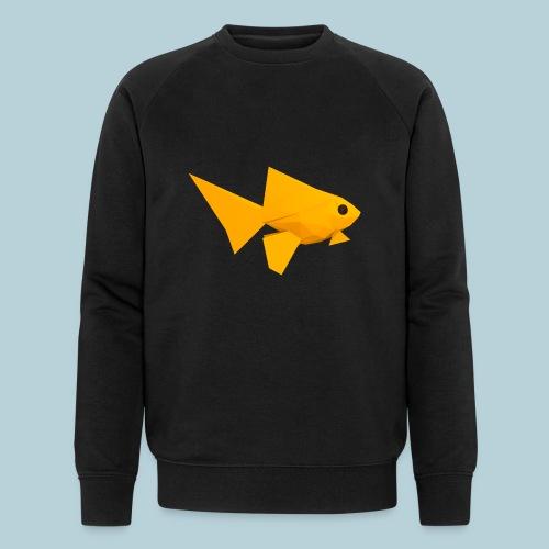 RATWORKS Fish-Smish - Men's Organic Sweatshirt by Stanley & Stella
