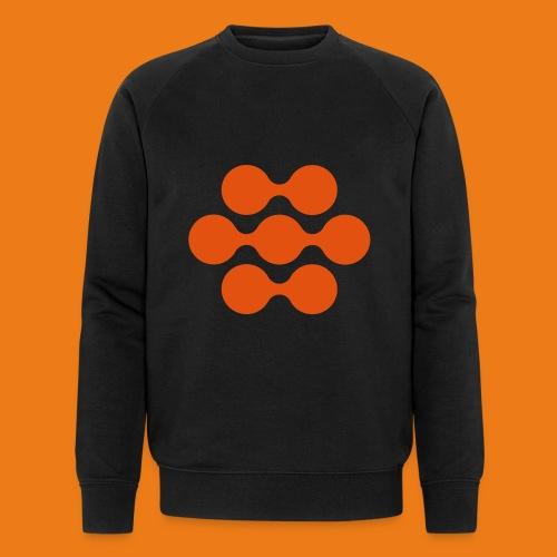 seed madagascar logo squa - Men's Organic Sweatshirt by Stanley & Stella