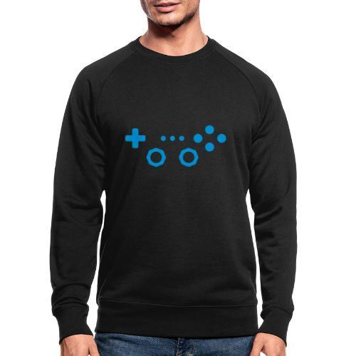 Classic Gaming Controller - Men's Organic Sweatshirt