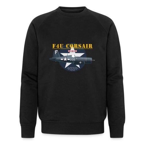 F4U Jeter VBF-83 - Men's Organic Sweatshirt by Stanley & Stella
