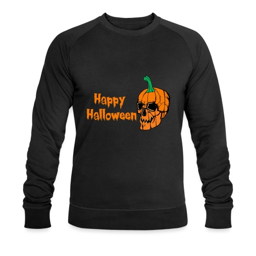 Happy Halloween - Men's Organic Sweatshirt by Stanley & Stella