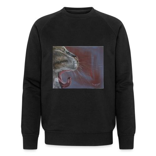 Katze - Männer Bio-Sweatshirt von Stanley & Stella
