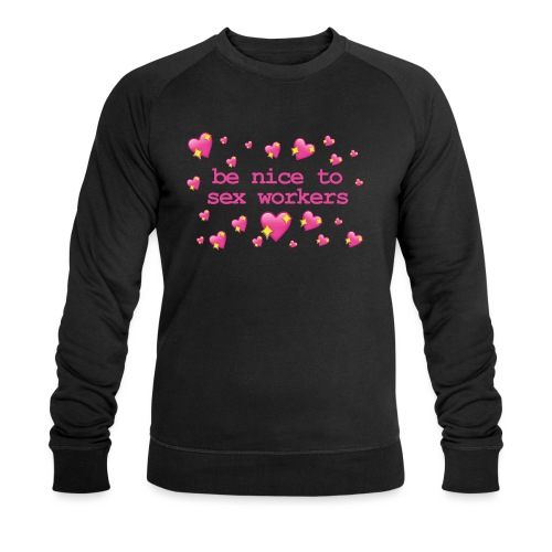 benicetosexworkers - Men's Organic Sweatshirt by Stanley & Stella
