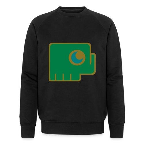 Elefant - Men's Organic Sweatshirt by Stanley & Stella