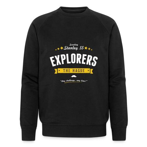 Explorershirt - Mannen bio sweatshirt van Stanley & Stella