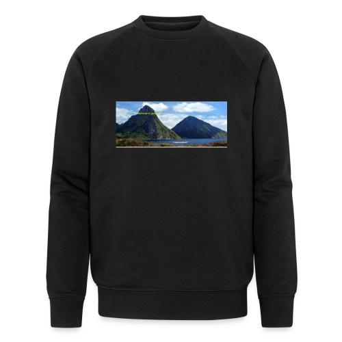 believe in yourself - Men's Organic Sweatshirt