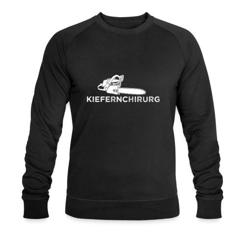 Kiefernchirurg - Männer Bio-Sweatshirt
