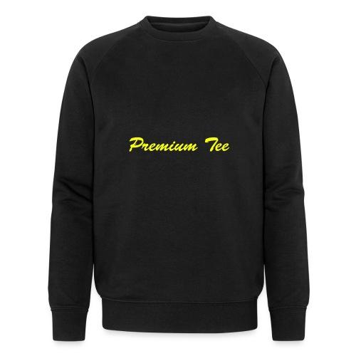 Yellow PT - Ekologisk sweatshirt herr från Stanley & Stella