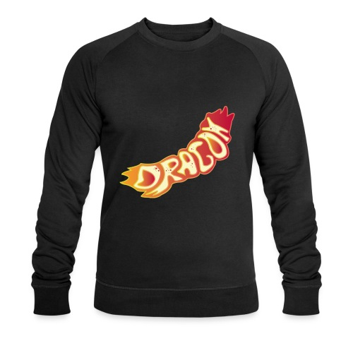 The Dragon - Männer Bio-Sweatshirt