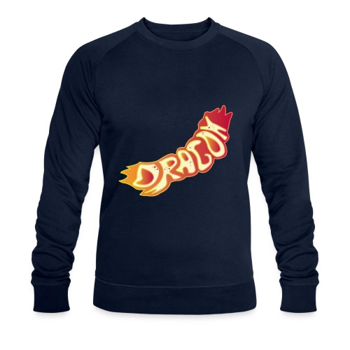The Dragon - Männer Bio-Sweatshirt