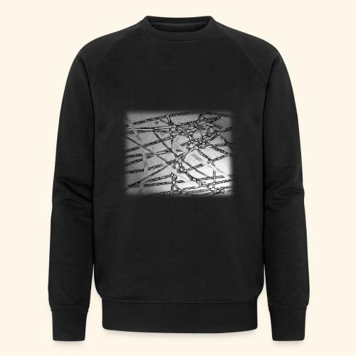 Muster15.png - Männer Bio-Sweatshirt