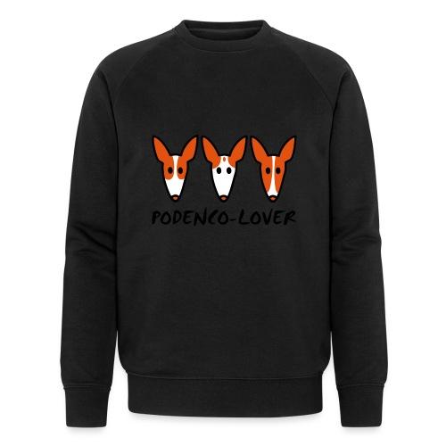 Podenco-Lover - Männer Bio-Sweatshirt von Stanley & Stella