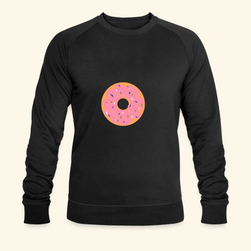 Donut-Shirt - Männer Bio-Sweatshirt von Stanley & Stella