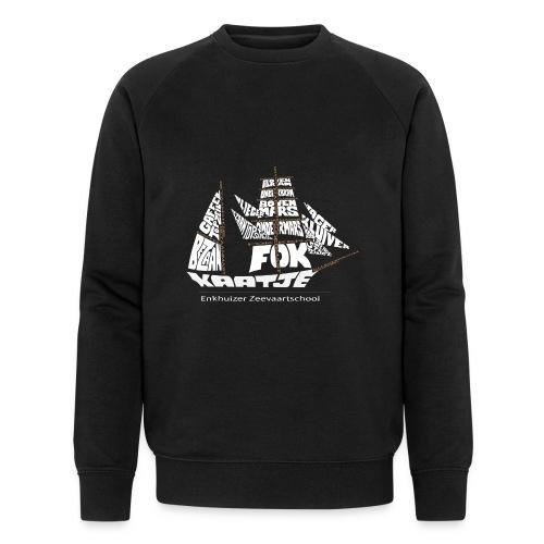 EZS T shirt 2013 Back - Mannen bio sweatshirt