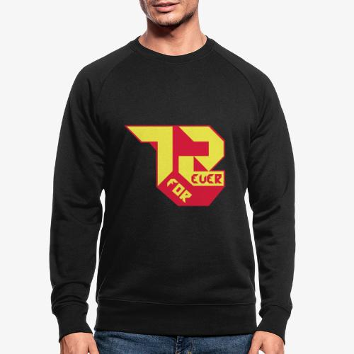 création 72 for Ever collection 01 , année 1972 - Sweat-shirt bio