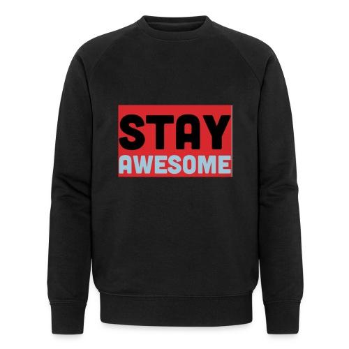 425AEEFD 7DFC 4027 B818 49FD9A7CE93D - Men's Organic Sweatshirt