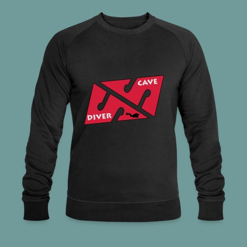 cave_diver_01 - Sweat-shirt bio