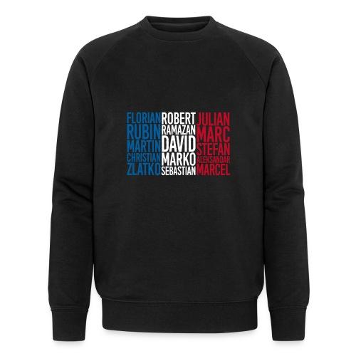 Team Austria - Männer Bio-Sweatshirt von Stanley & Stella