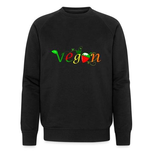 Vegan - Sudadera ecológica hombre
