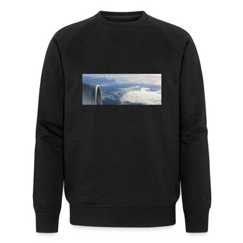 Flugzeug Himmel Wolken Australien - Männer Bio-Sweatshirt von Stanley & Stella