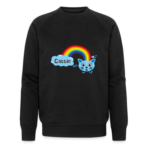 Motif Cattie - Sweat-shirt bio Stanley & Stella Homme