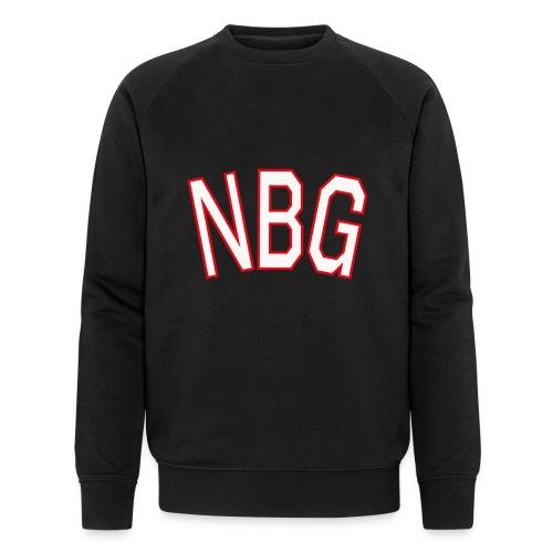NBG College - Männer Bio-Sweatshirt von Stanley & Stella