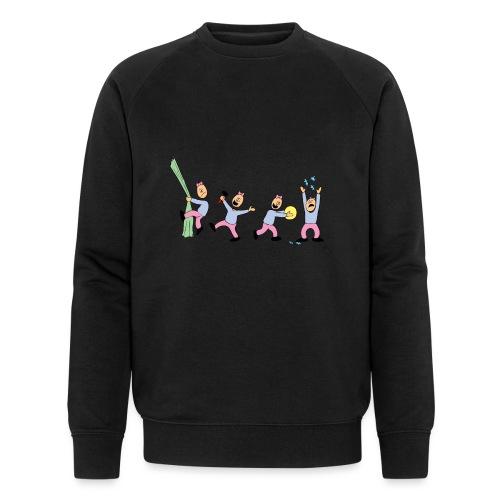 toern babybody - Økologisk sweatshirt for menn