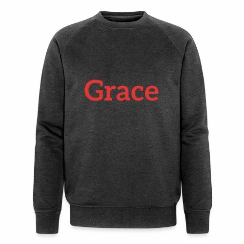 grace - Men's Organic Sweatshirt by Stanley & Stella