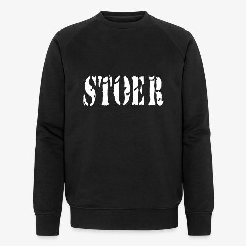stoer tshirt design patjila - Men's Organic Sweatshirt by Stanley & Stella