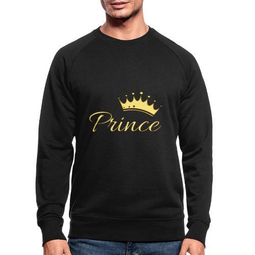 Prince Or -by- T-shirt chic et choc - Sweat-shirt bio Stanley & Stella Homme