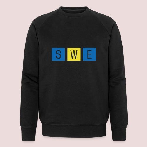SWE - Ekologisk sweatshirt herr från Stanley & Stella