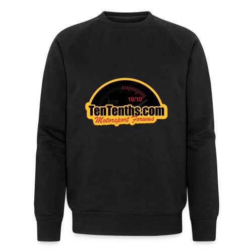 3Colour_Logo - Men's Organic Sweatshirt by Stanley & Stella