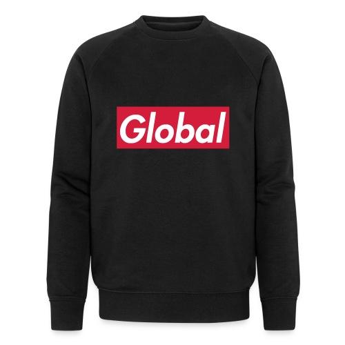 Global - Männer Bio-Sweatshirt von Stanley & Stella