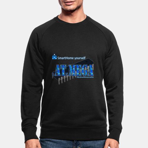 dATisMEGA - Männer Bio-Sweatshirt
