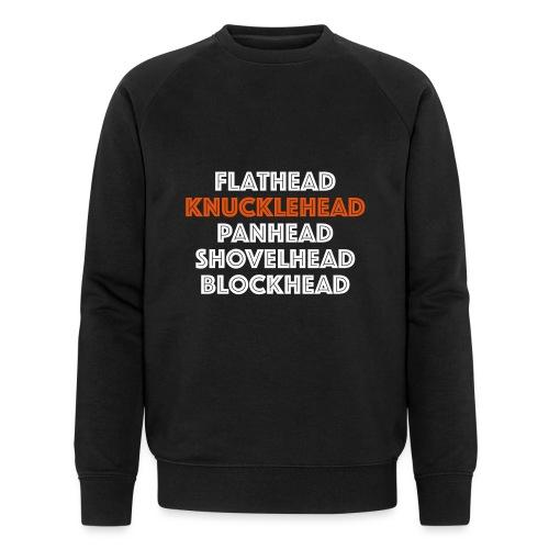 Knucklehead 2C - Mannen bio sweatshirt van Stanley & Stella