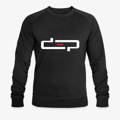 deplogo1neg red - Økologisk sweatshirt for menn fra Stanley & Stella